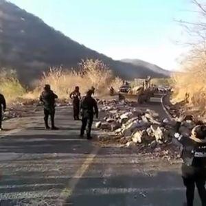 Narko-kartel napao policiju dronovima i ekplozivom