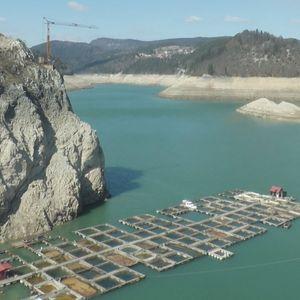 Počelo punjenje jezera na Zaovinama, vodostaj povećan za oko dva metra