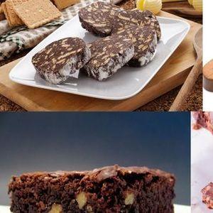 Разнообразни рецепти за сладък салам