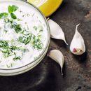Лятна разядка със сирене и мляко