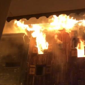 Požar u odmaralištu u francuskim Alpima, dvoje poginulo