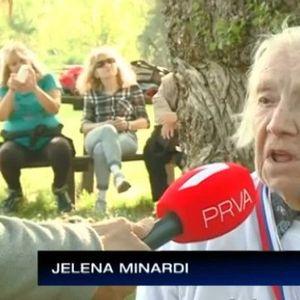 Baka planinarka proslavila stoti rodjendan: Biću u prirodi do kraja života