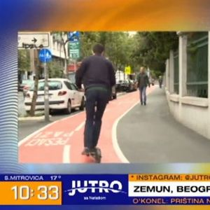 Električni trotineti osvajaju i Beograd, ali gde smete da ih vozite? VIDEO