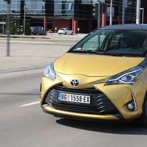 Auto test: Zlatno srce ‒ Toyota Yaris 1.5 Bi-Tone