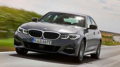 Novi hibridni BMW Serije 3: Na struju i do 140 km/h FOTO