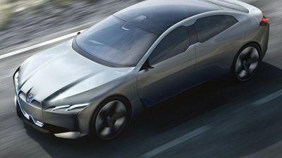 BMW otkrio nove detalje o svojoj električnoj limuzini