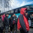 Više od 600 migranata iz kampa Vučjak iseljeno je, ali se šestorica migranata nisu našli među njima