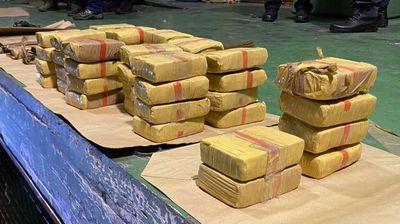Sprečen pokušaj krijumčarenja više od 30 kilograma heroina iz Bugarske FOTO
