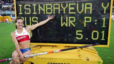 Isinbajeva: Sportisti, pazite na zdravlje i ne paničite