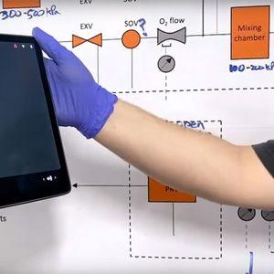 Kako izgleda Teslin respirator napravljen od delova za Model 3 VIDEO