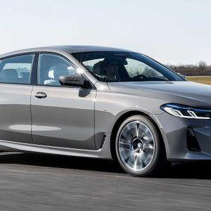 BMW predstavio Seriju 6 Gran Turismo za 2021. FOTO