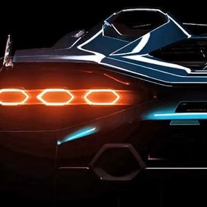 Lamborghini koji debituje u sredu je model ograničene serije sa otvorenim krovom