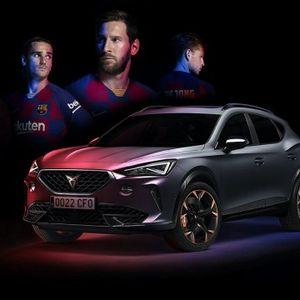 """Barselona"" dobila svoj prvi zvanični automobil VIDEO"