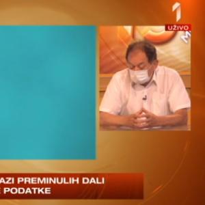 """Kardiolog dr Ristić o kovid-19: """"Kraj nije blizu. Promene su katastrofalne"""" VIDEO"""