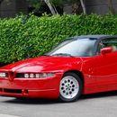 Na prodaju Alfa Romeo SZ iz 1992. godine
