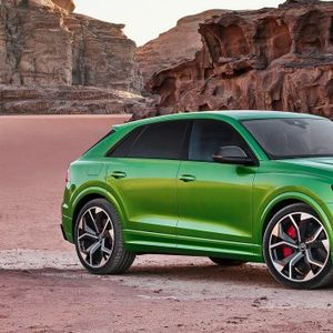 Audi R8 ili RSQ8? VIDEO