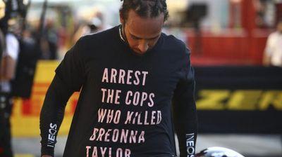 FIA neće kazniti Hamiltona zbog majice
