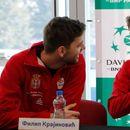 Krajinović i Lajović saznali protivnike u drugom kolu Rima