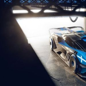 Ovo je novi Bugatti Bolide FOTO/VIDEO