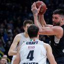 Partizan čeka Italijane na startu Top 16 faze Evrokupa
