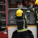 Sveta gora: Požar pod kontrolom