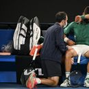 ATP fizio: Ne znam od čega je Novak, ali uspeo je da igra