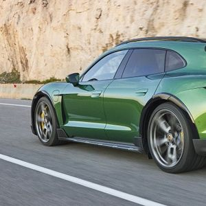 Galerija nedelje: Porsche Taycan Cross Turismo
