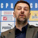 Krstajić optimista uoči utakmice sa Partizanom