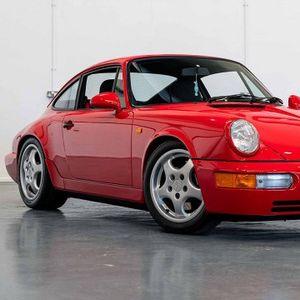 Poslastica za kolekcionare: Na prodaju Porsche Carrera RS iz 1991. sa samo 164 km FOTO