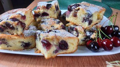 Recept koji svako mora da ima: Bakin kolač sa trešnjama