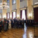 U Starom dvoru održan svečani prijem povodom gradske slave Spasovdana FOTO