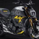 Ducati Diavel 1260 S Black And Steel