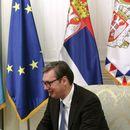 Vučić primio ambasadora Kazahstana u oproštajnu posetu FOTO