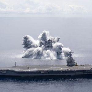 Amerikanci detonirali 20 tona eksploziva; Seizmolozi: Zemljotres? VIDEO
