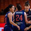 Košarkašice sa Španijom ili Crnom Gorom