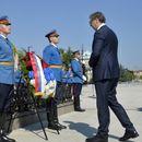 Vučić u Kruševcu: Položio venac na Spomenik kosovskim junacima