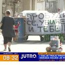 "Protest zbog smrti dečaka na Karaburmi: ""Ostajemo do daljeg"" VIDEO/FOTO"
