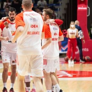 Zvezda protiv Monaka za povratak na pobednički kolosek