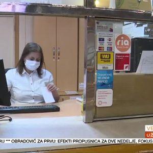 Digitalni zeleni sertifikati i na šalterima pošta u Srbiji VIDEO
