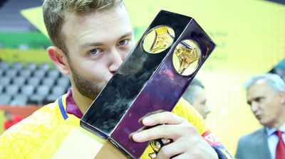 Gonzalo Perez de Vargas MVP fajnal-fora EHF Lige šampiona