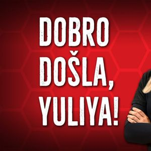 Podravka dovela Juliju Dumansku!