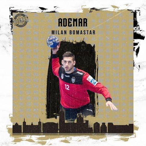 Došlo vreme za pečalbu: Milan Bomaštar u Ademar Leonu!