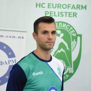 Filip Ivanovski prekomandovan u prvi tim Eurofarm Pelistera