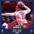 Bahrainci ponovo promašili remi sa sedmerca, prva pobeda Portugala!