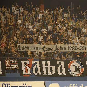 """Dio """"Lešinara"""" će i dalje bojkovati mečeve FK Borac (Video)"""