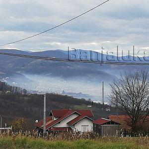 Foto vijest: Pogledajte banjalučki smog