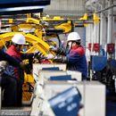 Растот на индустриското производство во Кина на 17-годишно ниско ниво-ескалира трговската војна