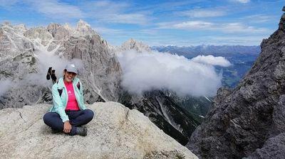 Dolomiti: Mesto gde nema interneta i gde ćete se vinuti među oblake