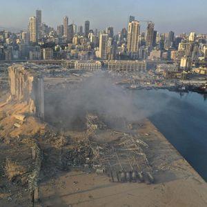 Ostala PUSTOŠ: Objavljeni satelitski snimci Bejruta pre i posle eksplozije