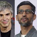 Брин и Пејџ се повлекоа од врвот на Alphabet, Пичаи од Google нов главен директор